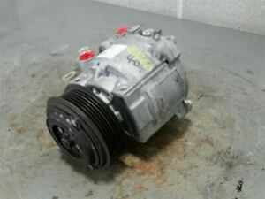 AC Compressor VIN B 8th Digit Opt Luv Fits 13-19 ENCORE 577133