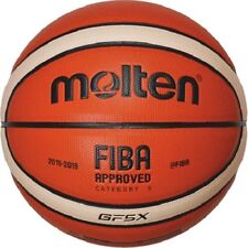 molten indoor Basketball GF5X DBB FIBA Premium Composite Leder BGF5X Größe 5