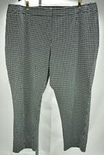 Talbots women polka dots pants size 24W