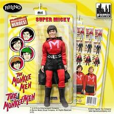 The Monkees MICKY DOLENZ  8 inch Action Figures; Monkee men Outfit; MOSC NEW