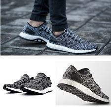 Adidas Pure Boost Oreo Core Black Running Shoes BA8890 Men's Size 11.5