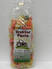 2x 250g bunte Motiv-Nudeln,Trecker,Traktor,Kinder-Geburtstag,Pasta,Party,