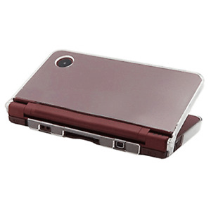 Cover case for Nintendo DSi XL console protective hard cover - Clear | ZedLabz