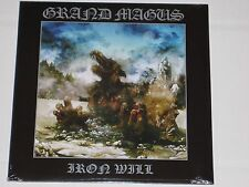 GRAND MAGUS  Iron Will  LP SEALED 180g Purple Vinyl