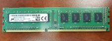 4GB DDR3 PC3-12800U Desktop Memory for DELL HP LENOVO ACER GATEWAY