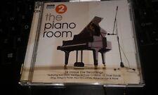 THE PIANO ROOM 2CDS: ED SHEERAN U2 PAUL MCCARTNEY STING COLDPLAY GEORGE MICHAEL.
