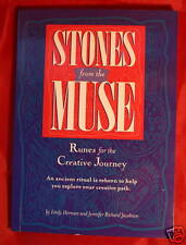 STONES FROM THE MUSE  -  EMILY HERMAN & J.R.JACOBSON