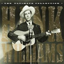 Hank Williams : The Ultimate Collection (Dlx Package) CD