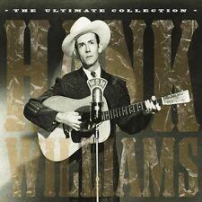 2 CD, Hank Williams Sr, Ultimate Collection, Original Recordings Remastered, LN