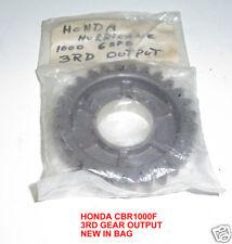 HONDA CBR1000F HURRICANE  3RD GEAR OUTPUT NEW