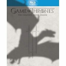 Game Of Thrones - Series 3 - Complete (Blu-ray, 2014, 5-Disc Set)