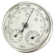 Household Weather Station Barometer Thermometer Hygrometer Wall Hanging Tester T