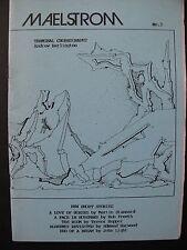 UK Fantasy Magazine - MAELSTROM No. 3, 1988
