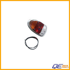 Right Volkswagen Beetle 1968 1969 1970 USA Red Turn Signal Tail Light Euromax