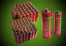 50 AAA + 40 AA  Batterie im Blister = 90 Stück  R3,R6  Micro / Mignon Neu