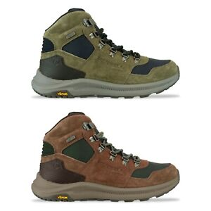 Merrell Boots - Merrell Ontario 85 Mid Waterproof Boot - Olive, Forest - BNIB
