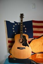 1970's Yamaha FG-350W Acoustic Guitar w/Case