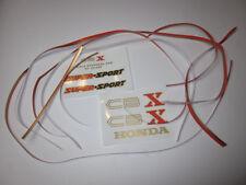Honda Dekorsatz CBX 1000 für rot und schwarz