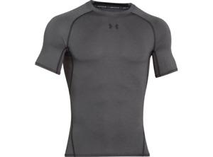 Under Armour 1257468 UA HeatGear Armour Tee Compression Short Sleeve T-Shirt