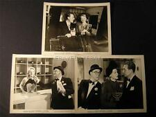1945 Phil Harris Leslie Brooks I Love A Bandleader 6 MOVIE PHOTO LOT 633W