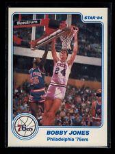 1983-84 Star Company BOBBY JONES card # 6