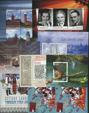 POLAND MNH Complete Year set 2013    --  54 Stamps + 9 Souvenir sheets
