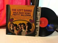 ORIG 1967 stereo LP THE LEFT BANKE WALK AWAY RENEE smash srs 67088 Psych vinyl!