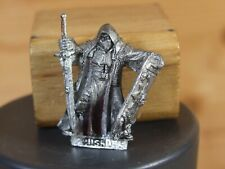 CLASSIC METAL WARHAMMER WITCH HUNTER CRUSADER STRIPPED (3026)