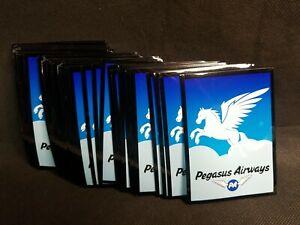 Legion Pegasus Airways PA 88 Card Sleeves TCG CCG Pokemon MTG Great Shape Used