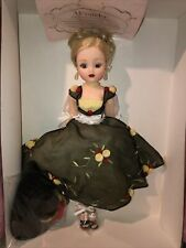 "New Listing20� Madame Alexander Doll ""Fiftys Swing Cissy� Nib, Le, Coa.,Stunning, Very Rare"