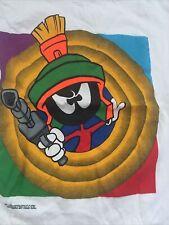 Vintage Marvin The Martian Looney Tunes Shirt L 90s Rare Deadstock Og mfg change