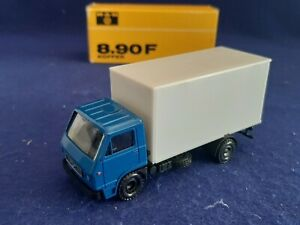 CONRAD #3137 MAN 8.90F Koffer VW Box Van 1:50 Scale German Orig Box C-8
