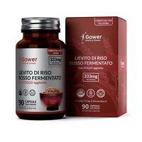 Capsules de levure de riz rouge à la coenzyme Q10 | 90 comprimés (333mg)