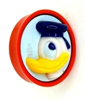 Vintage Donald Duck Plug-In Night Light GE General Electric Works