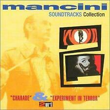 Soundtracks Collection: Charade & Experiment In Terror, Henry Mancini, Good Soun