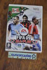 FIFA 09 TODOS-PLAY EA DEPORTES / NINTENDO WII PAL COMPLETO
