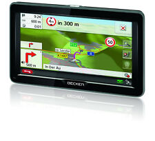 Becker Transit 70  Navigationssystem