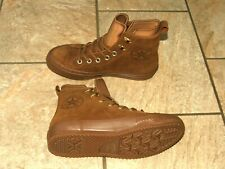 BN Converse All Star High Top Hiver Cuir Sneaker BOOT UK taille 5.5