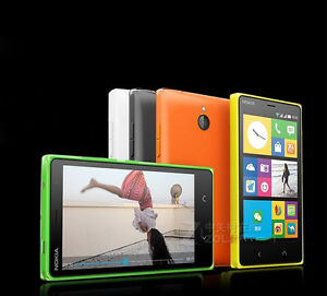 Original Nokia X2 Dual sim RM-1013 1GB RAM 4GB ROM 3G WCDMA 5MP Camera