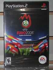UEFA Euro 2008 Soccer Playstation 2 Brand New Sealed!