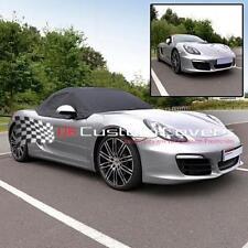 Fundas y lonas negros para coches Porsche