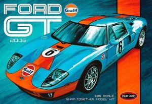 Amt/ Mpc 592955 - 1/25 2006er Ford Gt Snap - Neuf