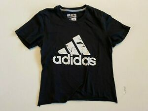 Adidas The-Go-To-Tee Logo T-Shirt Women's Small