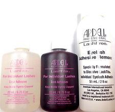Ardell Lashtite False Fake Eyelash Adhesive Lash Glue Clear Dark Remover 0.75oz
