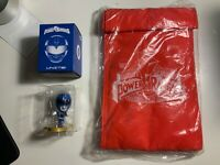 MIGHTY MORPHIN POWER RANGERS LUNCH BAG AND LOOT CRATE FIGURE
