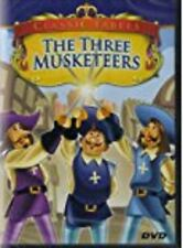 The Three Musketeers (DVD, 2006)