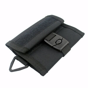 Outdoor Tactical Military Men's Wallet Purse Card Holder with Buckle