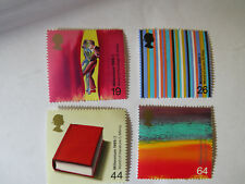 COMMEMORATIVE STAMPS 1999  MILLENIUM  No.s 1-4