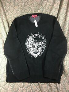 Supreme Hellraiser Pinhead Knit Sweater - Size XL