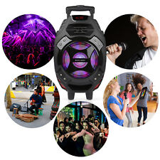 KOCASO Gpct1055 Colorful LED Portable Wireless Speaker